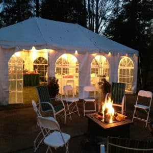 Tent Party Packages