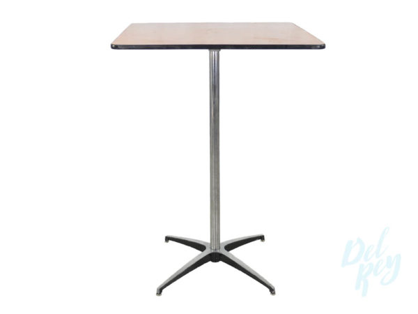"""Table - Cocktail - Square - 40"""""""