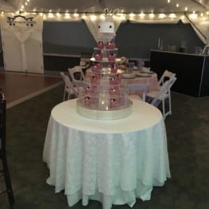 Cupcake Stand - Clear