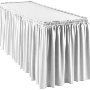 Linens - Table Skirt - Rectangle