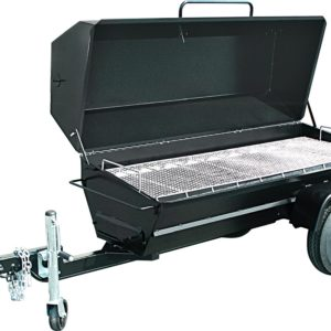 Cooking - Charcoal Grill - Towable