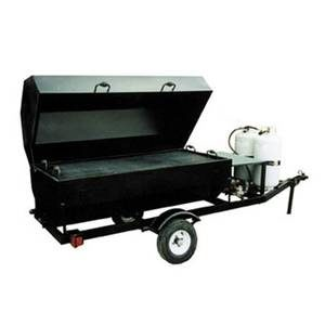 Cooking - Gas Grill - Towable