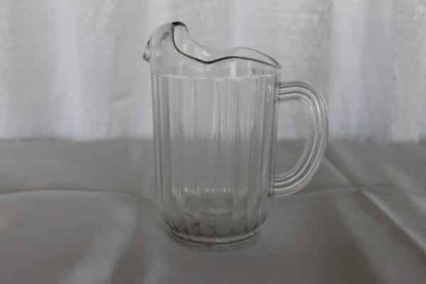 Pitcher - Water