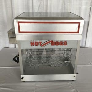 Concession - Hot Dog Machine